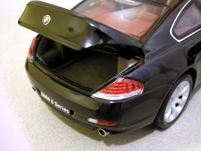 BMW 645ci Coupe (2005) (1:18) [Kyosho]