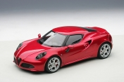 ALFA ROMEO 4C (2013) RED